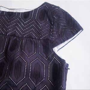 Ann Taylor Dresses - Ann Taylor Cap Sleeve Shift Dress
